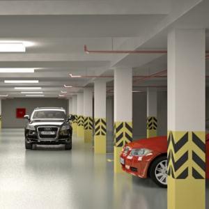 Автостоянки, паркинги Африканды