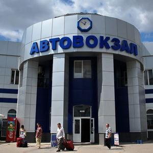 Автовокзалы Африканды