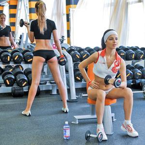 Фитнес-клубы Африканды