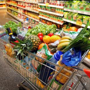 Магазины продуктов Африканды