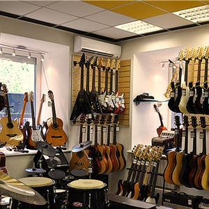 Музыкальные магазины Африканды